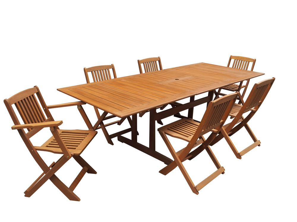 Table De Jardin Bois. tables de jardin en bois scierie blondy. table ...
