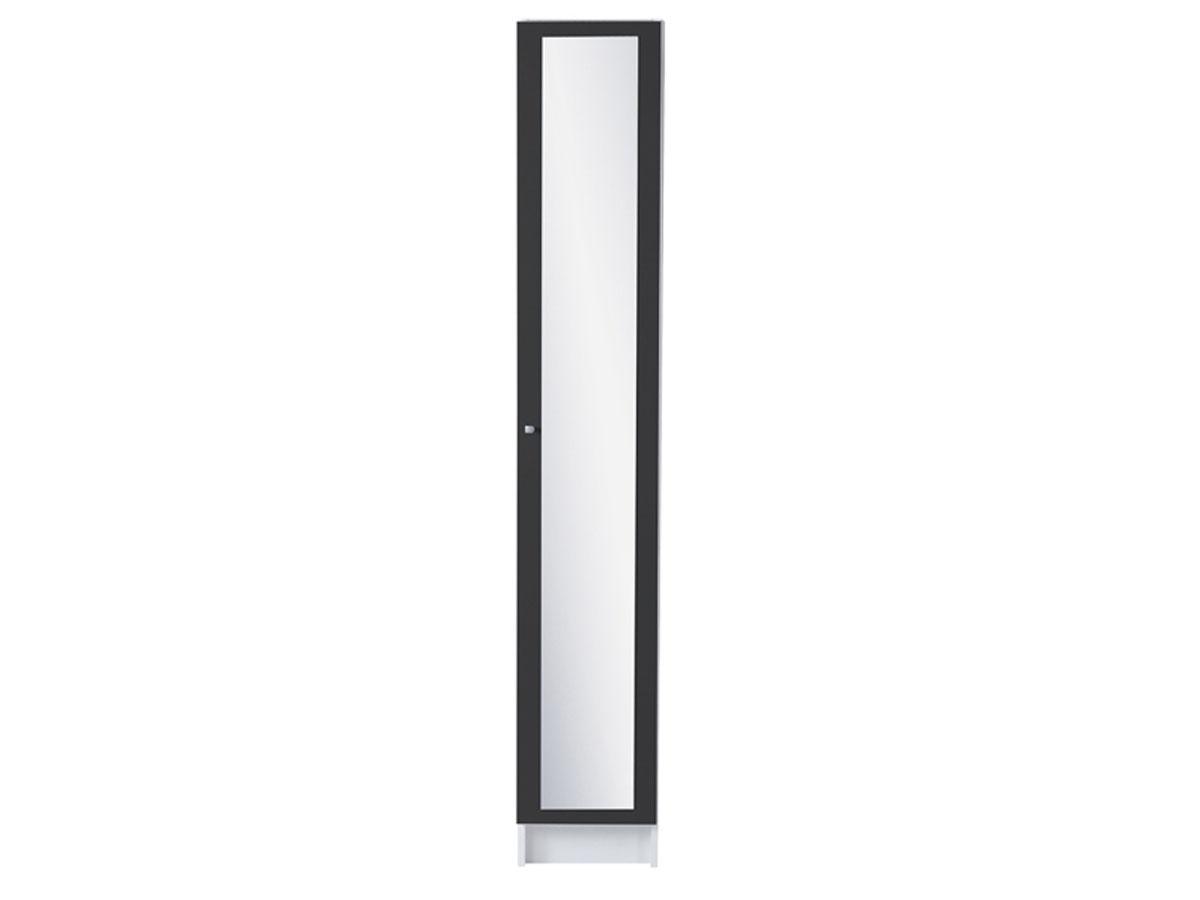 Colonne de salle de bain deko anthracite 29 cm 52951 for Colonne salle de bain 18 cm