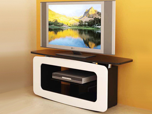 Meuble Tv Ovale : Meuble Tv Ovale Laque Blanc Pictures To Pin On Pinterest