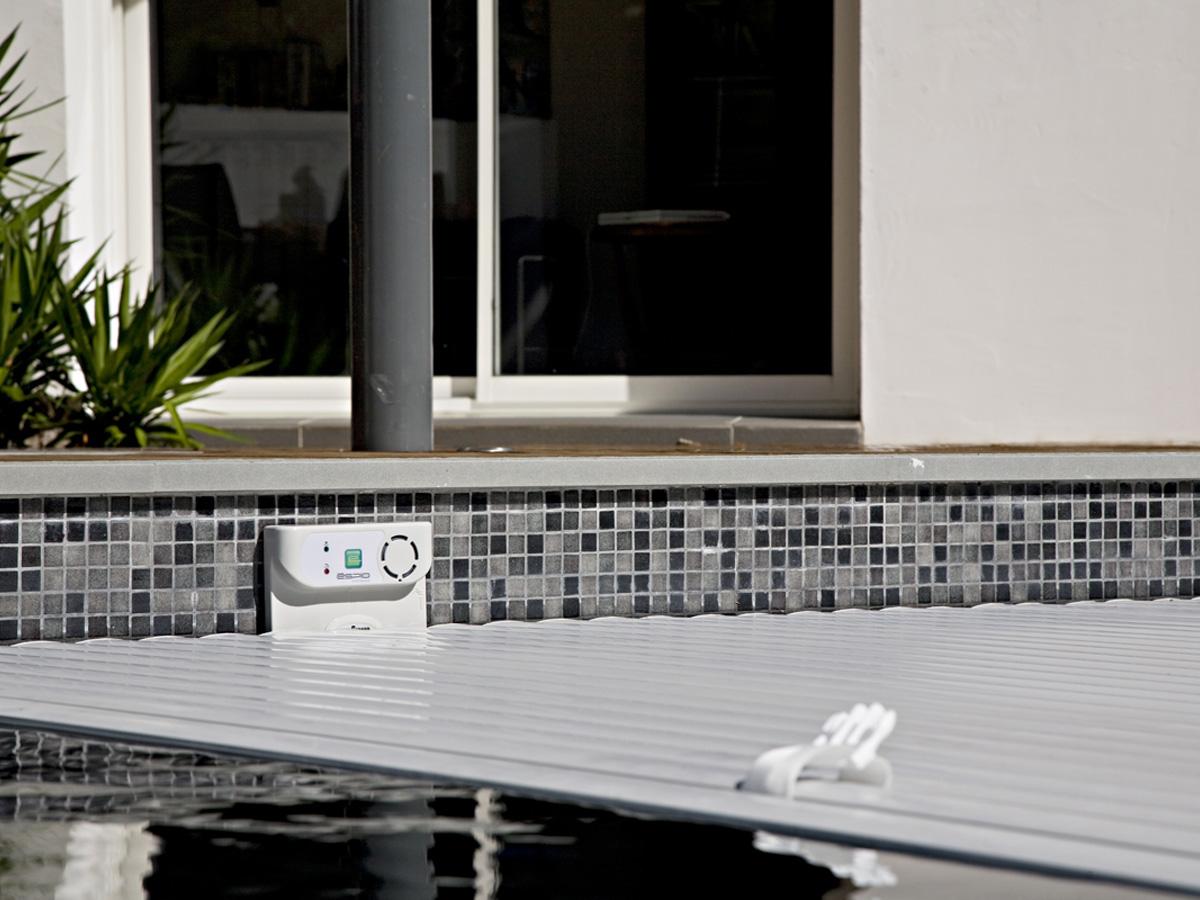 Alarme de piscine sensor espio ebay for Alarme piscine espio