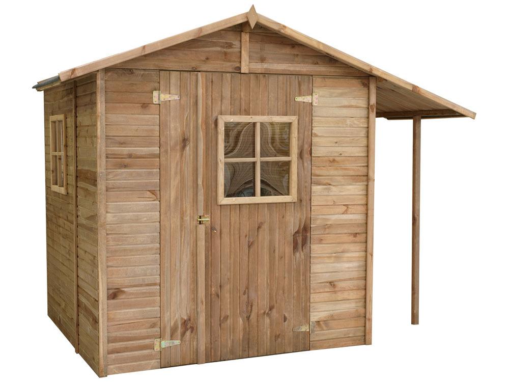Abri de jardin bois en kit pas cher populair memes for Abri jardin bois pas cher