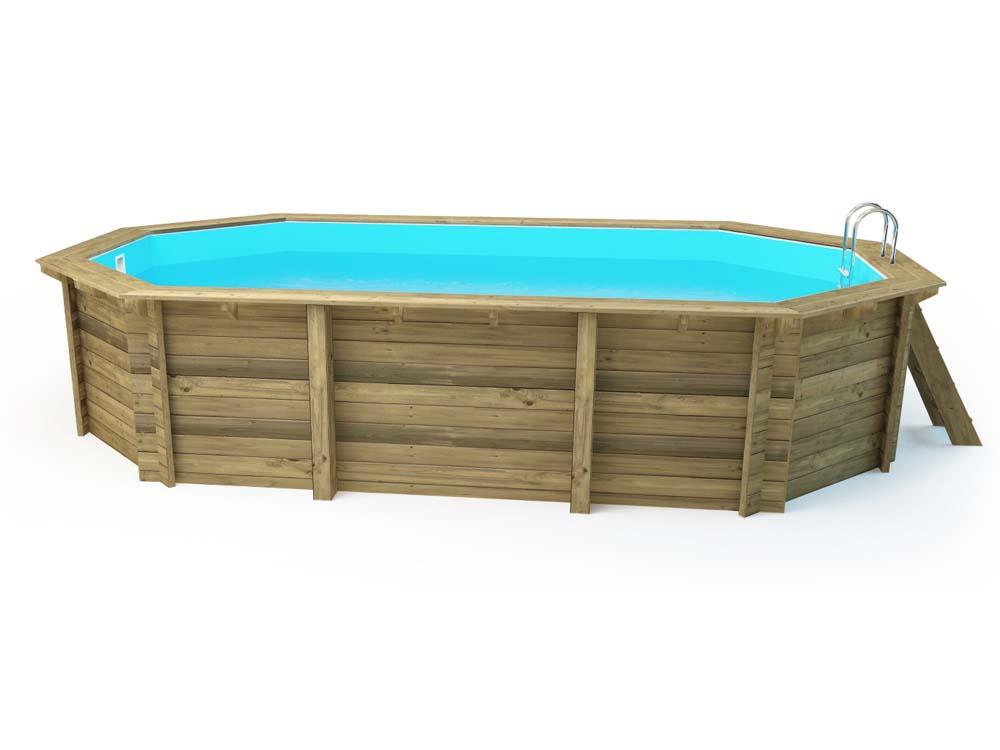 Fabricant De Piscine En Bois Hors Sol sp cificit s de la piscine hors sol en bois piscine  # Fabricant Piscine Bois