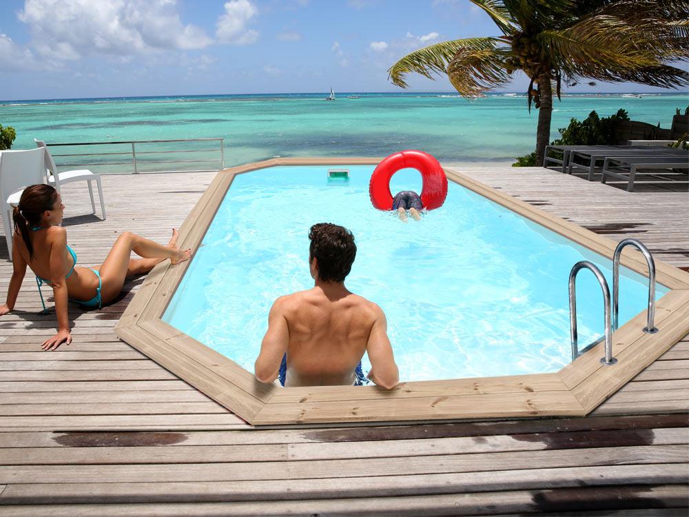 piscine bois habitat et jardin