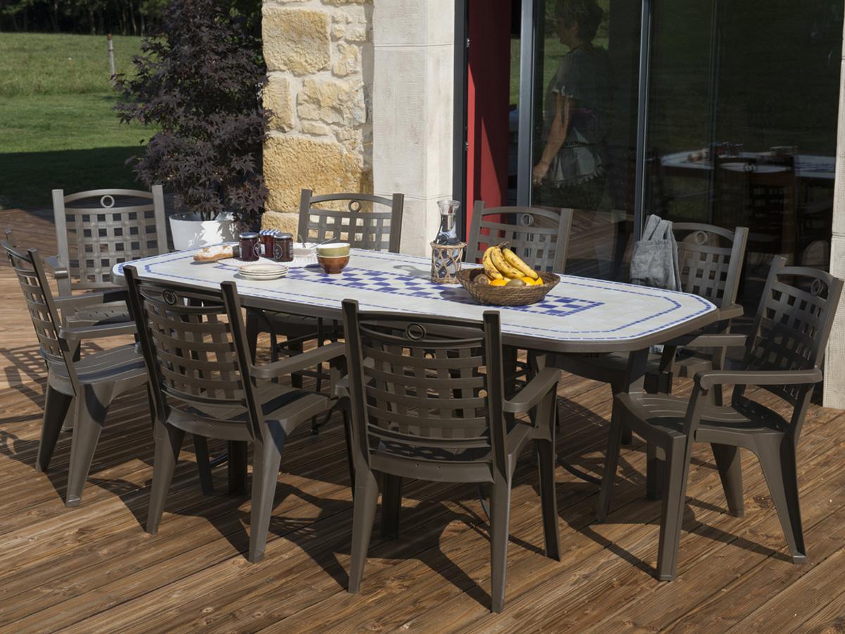 Moderne fauteuils de salon design pas cher fs inspire for Salon jardin habitat