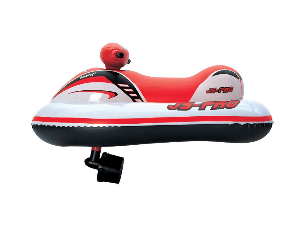 jeux de piscine jet ski race rider js pro gonflable moteur lectrique 1 place 55148. Black Bedroom Furniture Sets. Home Design Ideas