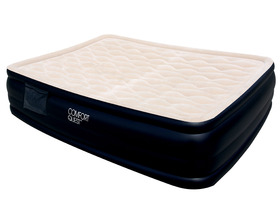 matelas gonflable pompe lectrique 2 places queen dreamair 58232. Black Bedroom Furniture Sets. Home Design Ideas
