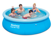 "Piscine autoportante ronde ""Fast set Pools"" - Ø 3.05 x 0.76m"