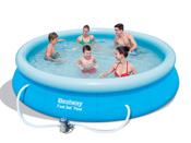 "Piscine autoportante ronde ""Fast set Pools"" - Ø 3.66 x 0.76 m"