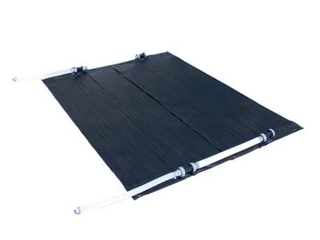 Panneaux solaires piscine - 19 m2 - 60 m3 d