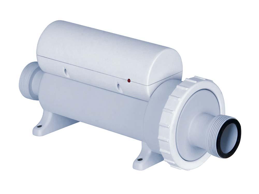 Promotion 22 clorinateur electrolyse au sel flowclear for Piscine electrolyse