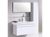 """Meuble de salle de bain - """"Garonne"""" - Blanc"""