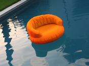 Coussin nomade gonflable flottant Ch
