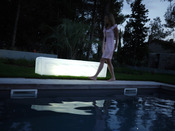 "Luminaire ""Bench Air"" - 45 x 80 x 200 cm"