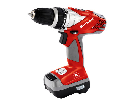 "Perceuse-visseuse sans fil EINHELL ""RT-CD 14.4/1LI"" avec 2 batteries Lithium-Ion"