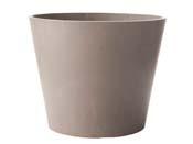 "Pot rond ""Amsterdam"" Ø 40 × 33,3 cm. - Gris"