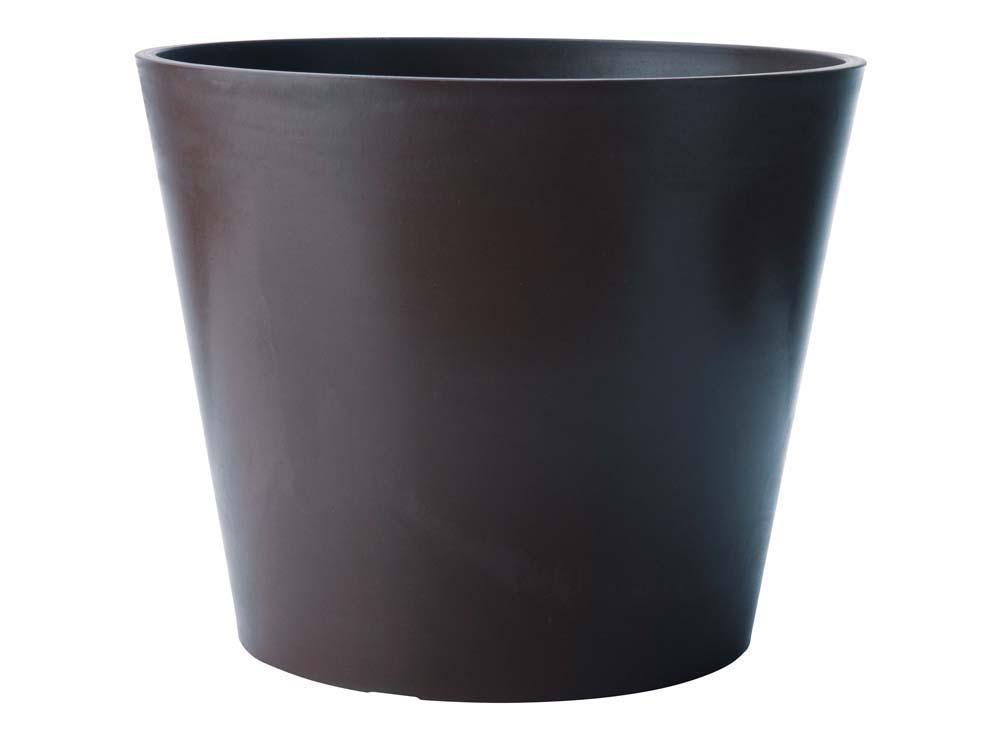Pot rond Amsterdam Ø 50 × 40,5cm. - Ardoise