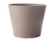 "Pot rond ""Amsterdam"" Ø 60 × 49 cm. - Gris"
