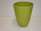 "Pot rond ""Pérou"" Ø 39 ×46 cm. - Vert anis"