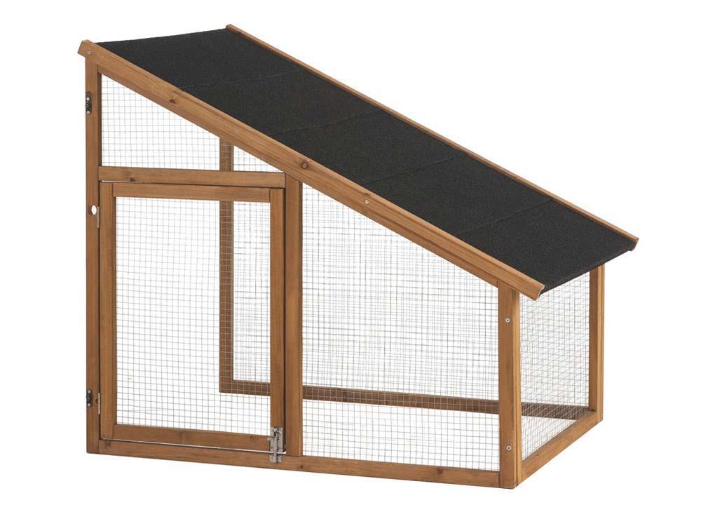 enclos pour poulailler 2 poules 65892. Black Bedroom Furniture Sets. Home Design Ideas