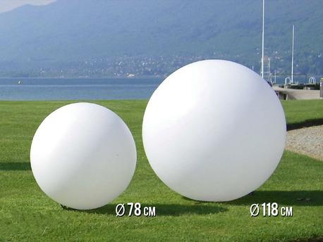 Eclairage de jardin Ø 118 cm (à l