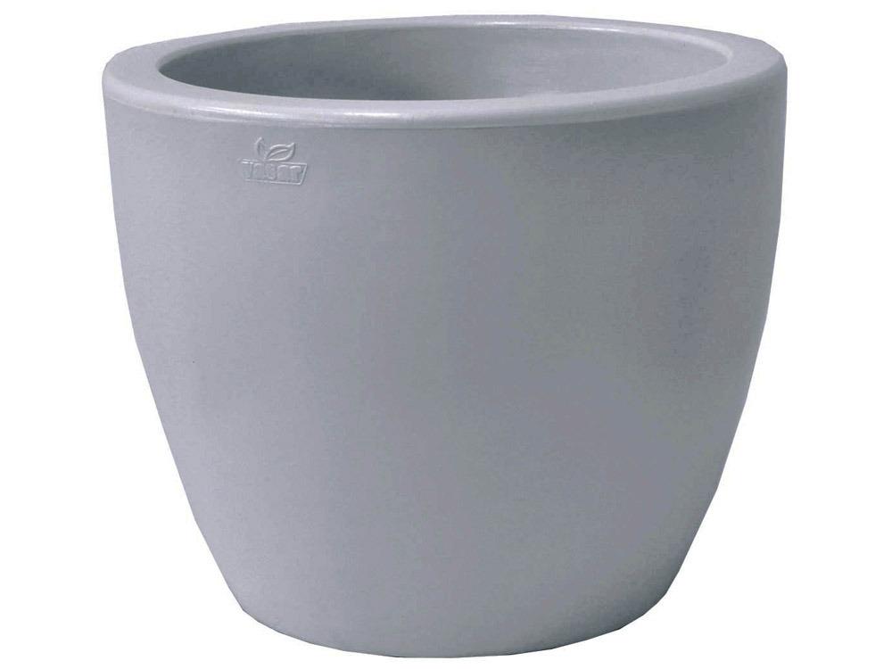 bac fleurs gallia 40 cm gris ciment 57920 57922. Black Bedroom Furniture Sets. Home Design Ideas