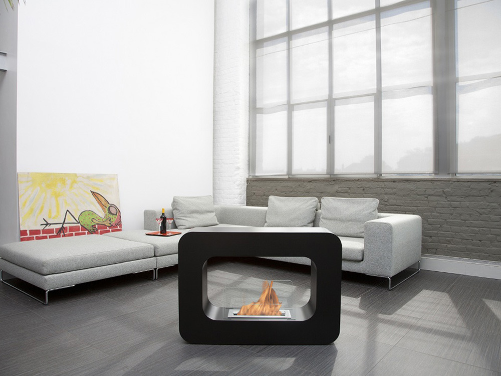 cheminee bio ethanol 8kw. Black Bedroom Furniture Sets. Home Design Ideas
