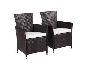 Lot de 2 fauteuils St Tropez
