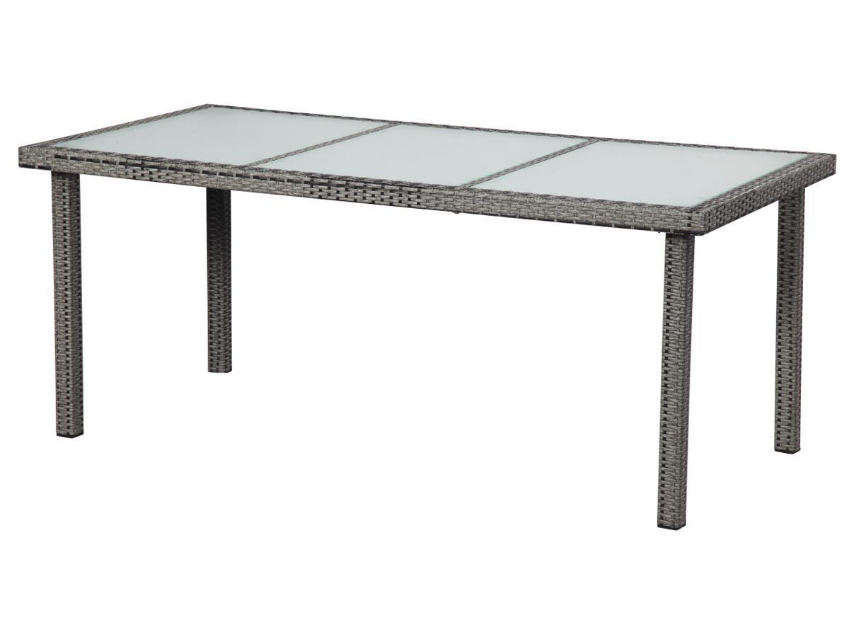 Table de jardin st tropez 8 florida 180 x 90 x 74 cm - Table de jardin industriel saint etienne ...