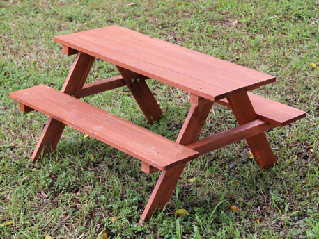 "Table de jardin enfant  ""Kid"" -  78 x 90 x 48,5 cm"