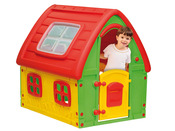 Cabane enfant en PVC Fairy - 1.23 x 1.02 x 1.21 m