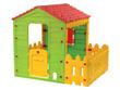 Cabane enfant ferme avec jardinet - 146 x 118 x 127 cm