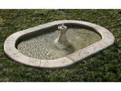 """Bassin ovale """"Roman"""" - 270 x 170 cm"""