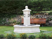 "Fontaine ""Vincennes"" - 1.90 x 1.80"