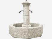 """Fontaine """"Méridionale""""- Diamètre 122 cm x H.116 cm"""