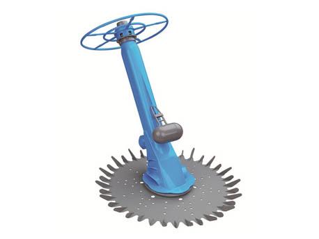 """Robot piscine hydraulique  """"Clean Up"""" - Fond et Paroi"""