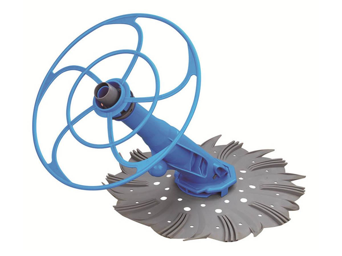 Robot piscine hydraulique puissant booster fond et paroi for Robot piscine electrique fond et paroi