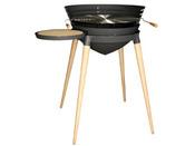 "Barbecue bois ""Shogun"" - grille diamètre : 50 cm"