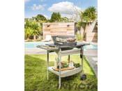 """Barbecue bois """"Shogun Grill"""" - grille diamètre : 50 cm"""