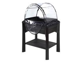 Espace potager Veg&Table avec serre