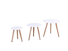 Lot de 3 tables basses