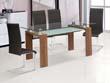 """Table repas """"Eva"""" - 150x80x75cm - Marron"""