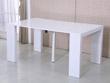 TABLE REPAS EXTENSIBLE DINA - 160/40 X 94 X 75 CM