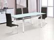 "Table repas extensible ""Sterna"" - 120/180 x 80 x 75 cm"