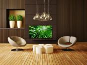 """Radiateur électrique design """"Bambou forest"""" - 1000 W ou 2000 W"""