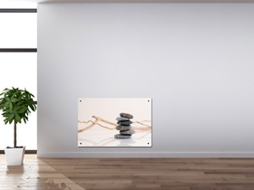 Radiateur décoratif électrique