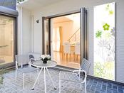 """Toile décorative thème """"Floral 1"""" 0,60 x 1m"""