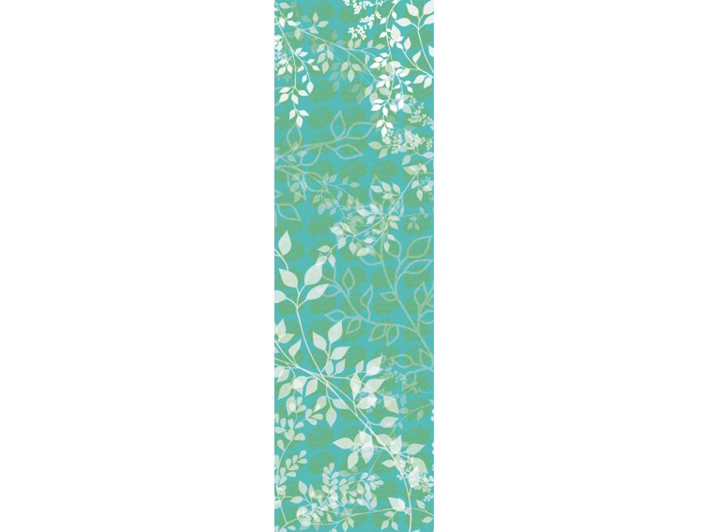 Toile décorative extérieure Floral 2 0,80 x 2m