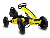 "Kart à pédales ""Ford Mustang GT pedal-gokart"" - 4/12 ans"