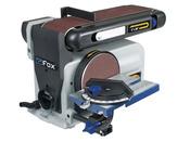 Ponceuse à bande 100 mm - disque Ø 150 mm - 370 W