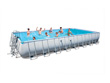Piscine tubulaire Power Steel Pro  - 9.56 x 4.88 x 1.32 m